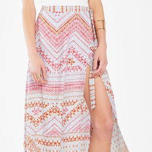 NWOT BCBG Maxi Skirt ☀️